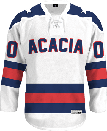 Acacia - Astro Hockey Jersey Hockey Kinetic Society LLC