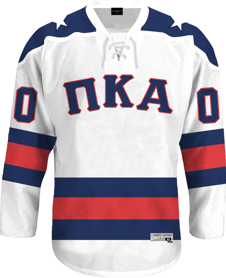 Pi Kappa Alpha - Astro Hockey Jersey - Kinetic Society