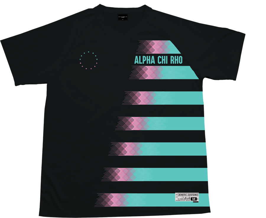 Alpha Chi Rho - Candy Floss Soccer Jersey - Kinetic Society