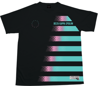 Delta Kappa Epsilon - Candy Floss Soccer Jersey - Kinetic Society