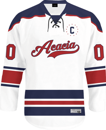 Acacia - Captain Hockey Jersey - Kinetic Society