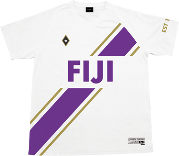 Phi Gamma Delta - Home Team Soccer Jersey Soccer Kinetic Society LLC