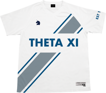 Theta Xi - Home Team Soccer Jersey - Kinetic Society