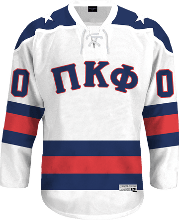 Pi Kappa Phi - Astro Hockey Jersey Hockey Kinetic Society LLC