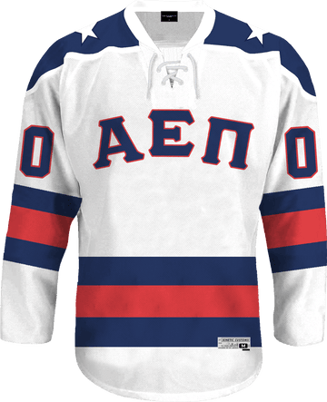 Alpha Epsilon Pi - Astro Hockey Jersey Hockey Kinetic Society LLC