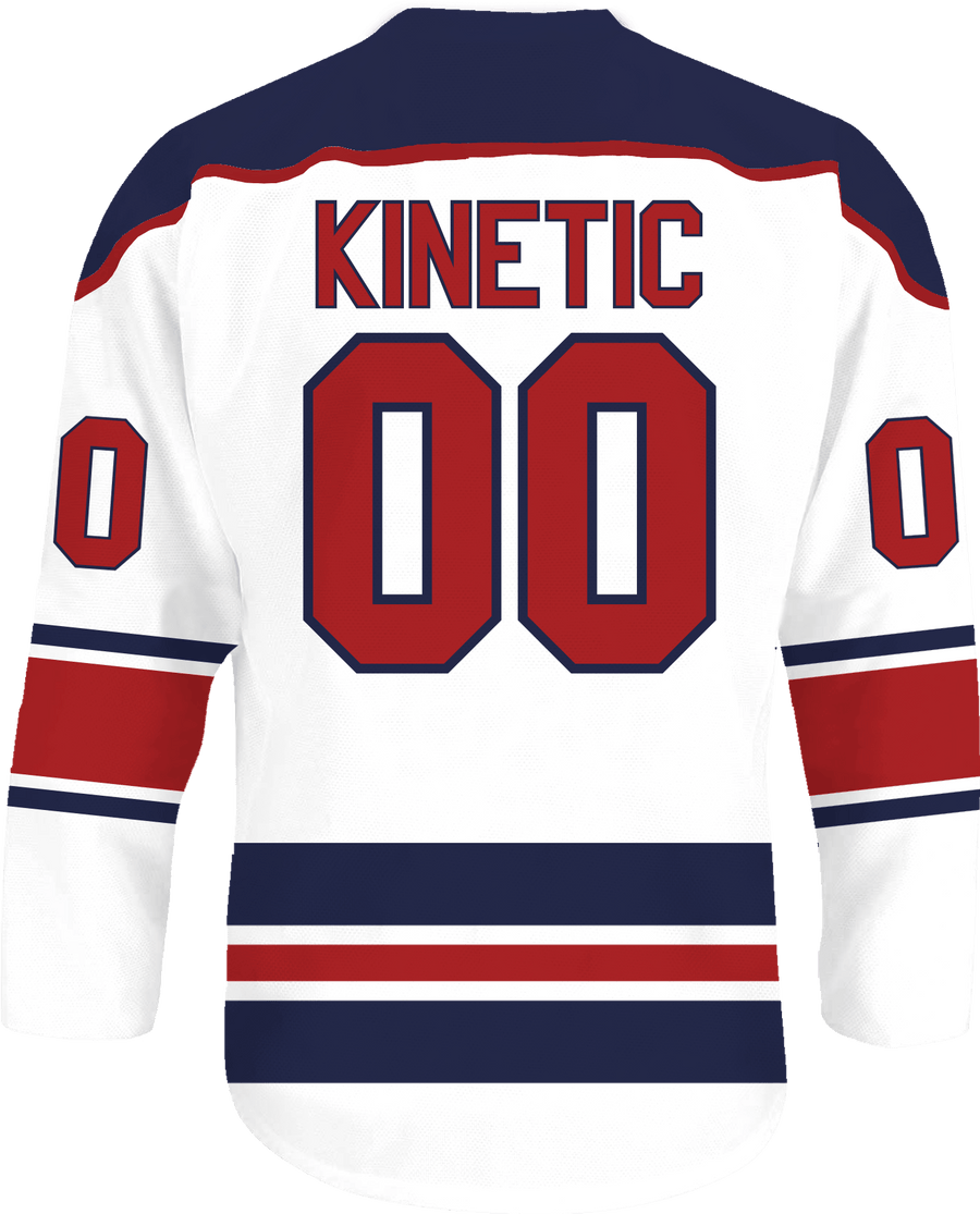 Kappa Alpha Order - Captain Hockey Jersey - Kinetic Society