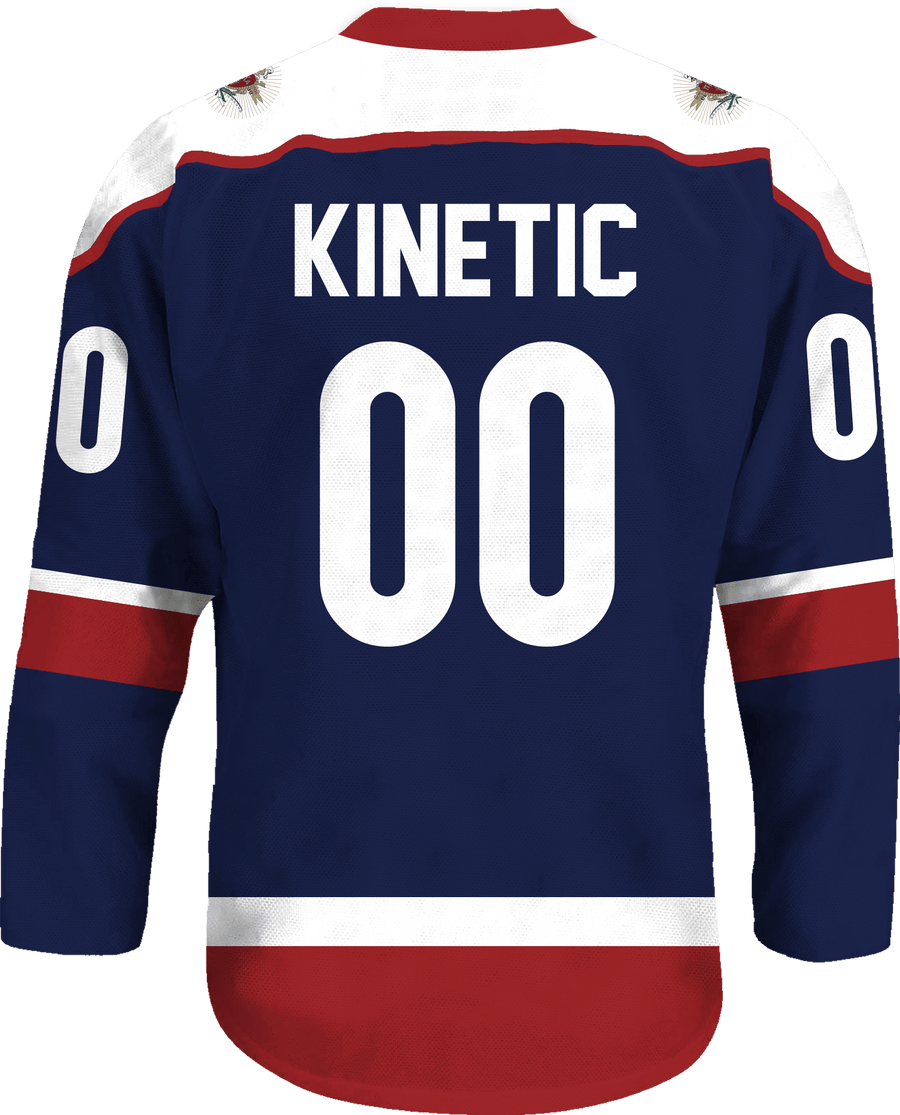 Pi Kappa Alpha - Fame Hockey Jersey - Kinetic Society