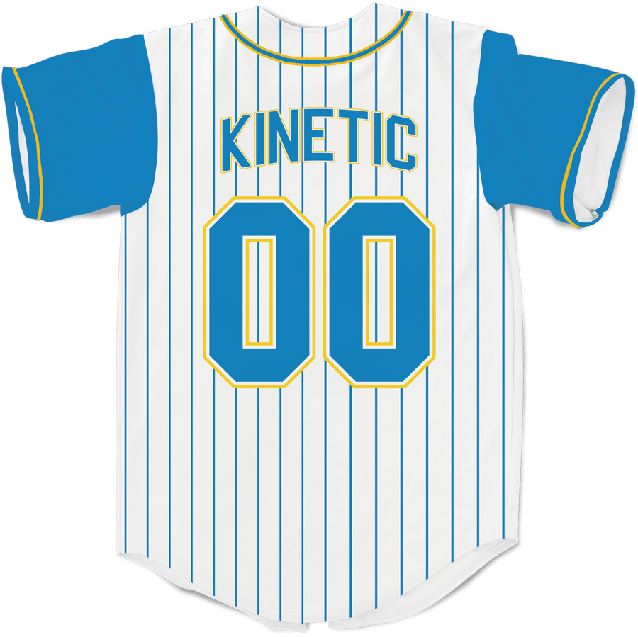 Alpha Epsilon Pi - House Baseball Jersey - Kinetic Society