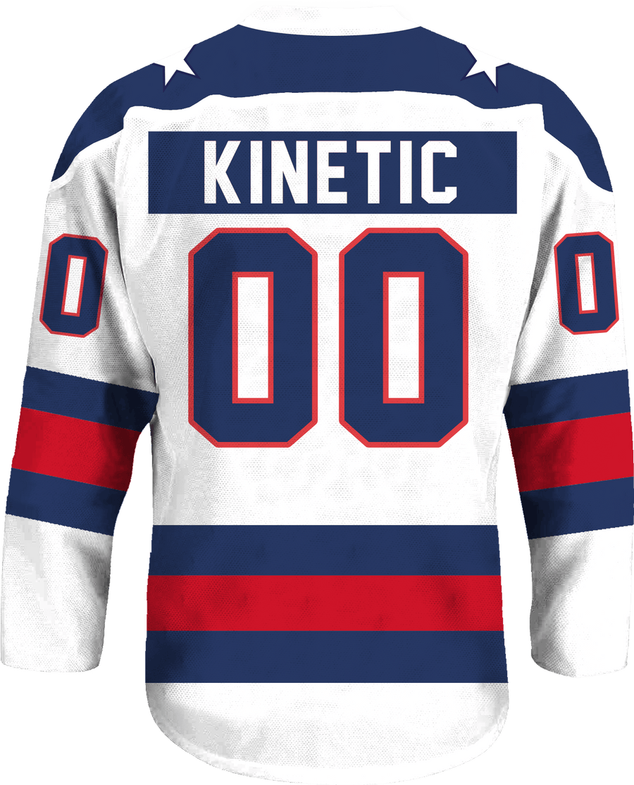 Psi Upsilon - Astro Hockey Jersey - Kinetic Society