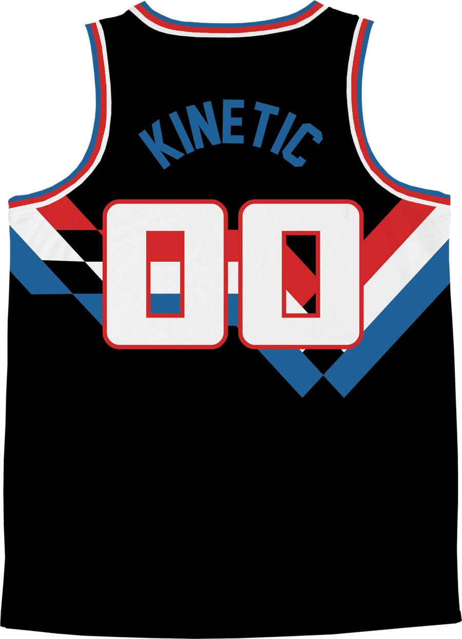 Sigma Nu - Victory Streak Basketball Jersey - Kinetic Society