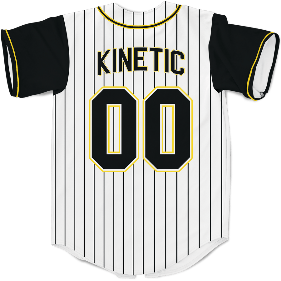 Sigma Nu - House Baseball Jersey - Kinetic Society