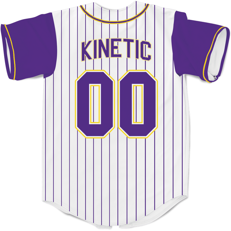Alpha Kappa Lambda - House Baseball Jersey - Kinetic Society