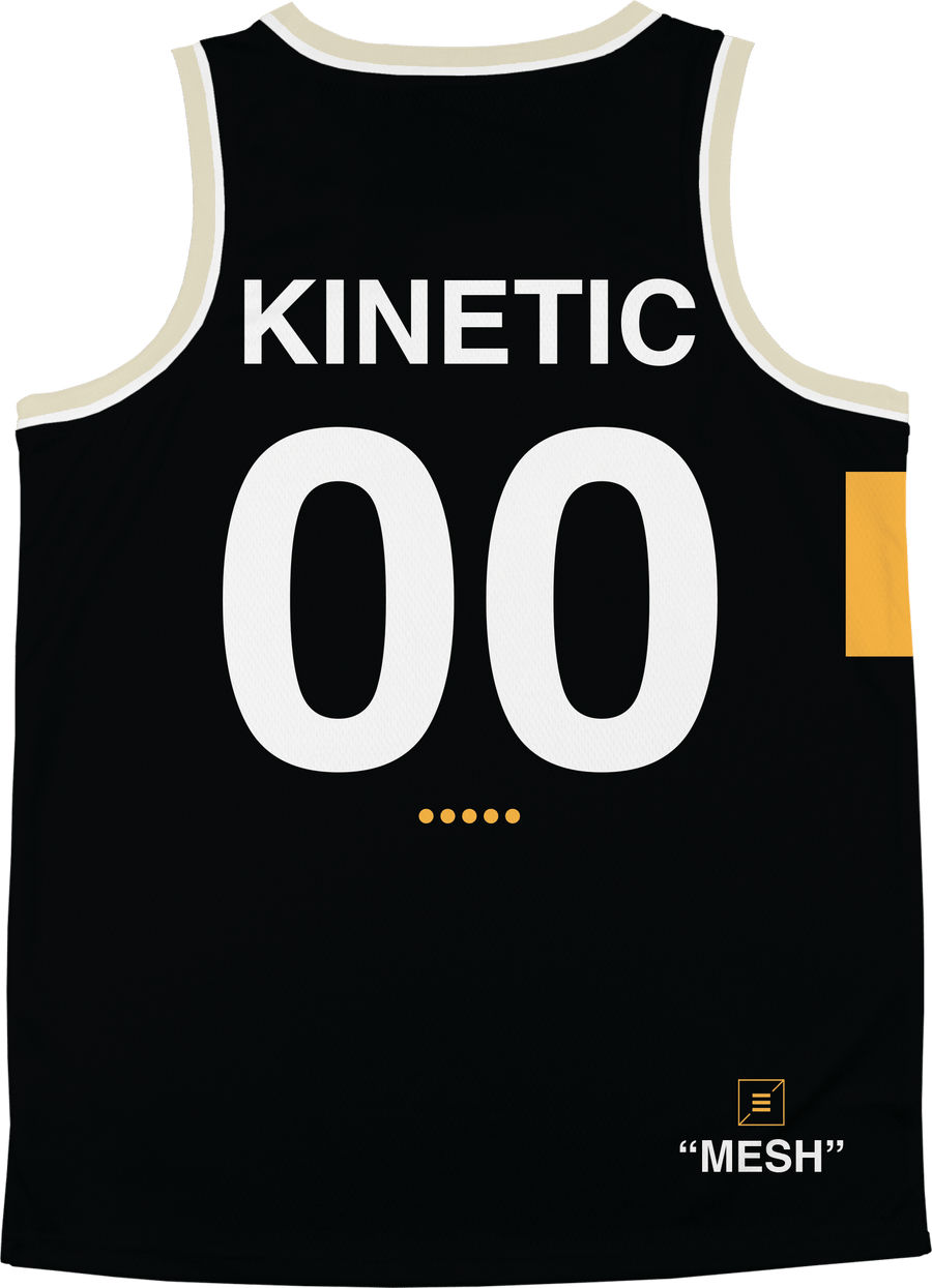 Kappa Delta Rho - OFF-MESH Basketball Jersey - Kinetic Society