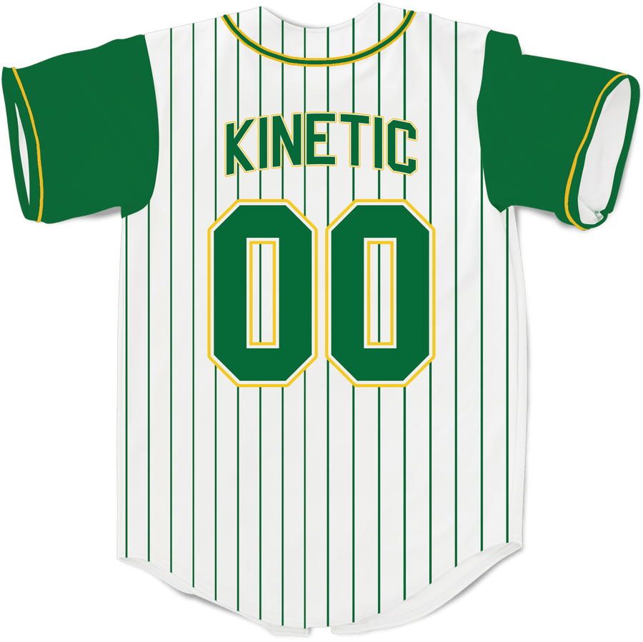 Alpha Gamma Rho - House Baseball Jersey Premium Baseball Kinetic Society LLC
