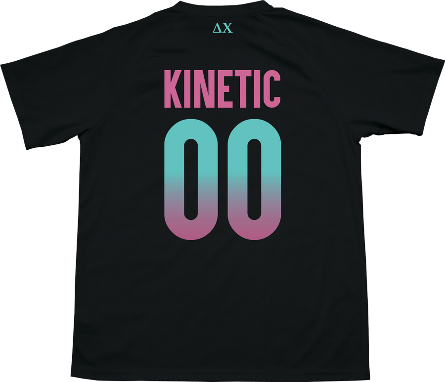 Delta Chi - Candy Floss Soccer Jersey - Kinetic Society