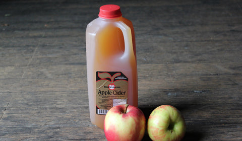 Bellowed Acres Apple Cider