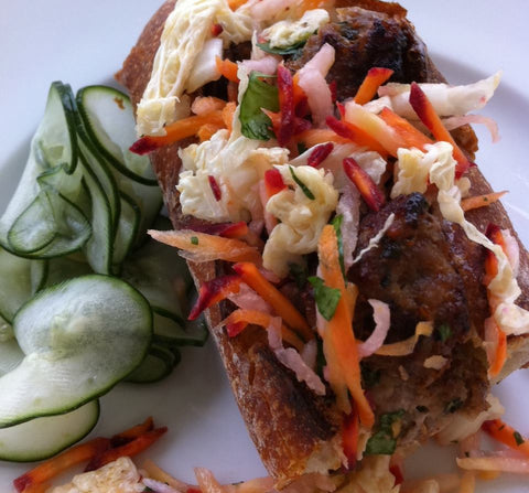 ACME Farms + Kitchen Pork Bahn Mi