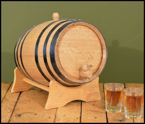 American Oak Barrel 1L - 20L Barrel