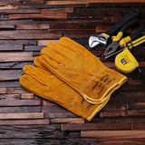Suede Multipurpose Gloves – Gardening/Carpentry - Rion Douglas Gifts - 2