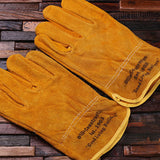 Suede Multipurpose Gloves – Gardening/Carpentry - Rion Douglas Gifts - 3