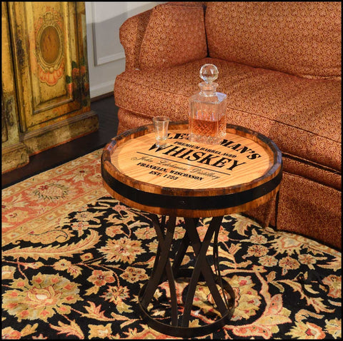 Personalized End Table
