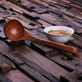 Personalized Wooden Soup Spoon - Rion Douglas Gifts - 2