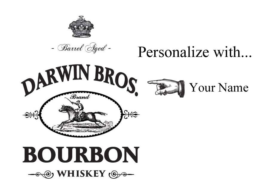 Darwin Bros. Barrel Head Serving Tray - Rion Douglas Gifts - 2