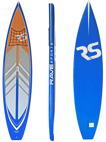 "Rave Sports 11'6"" Touring Paddle Board - 3 Colors to Choose From - Paddleboard & Surf"