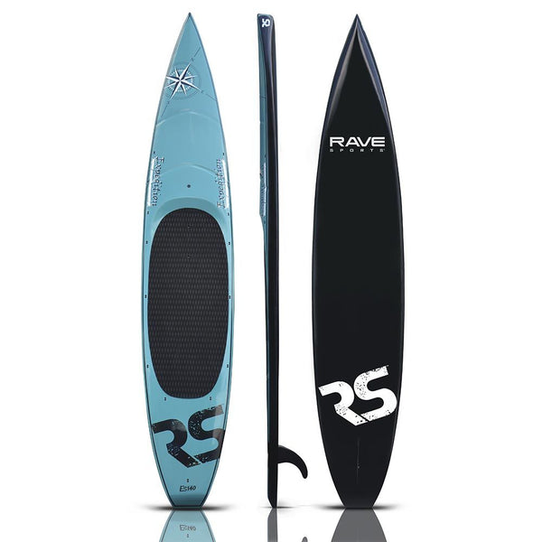 Rave Sports Expedition 14' Paddle Board - Paddleboard & Surf