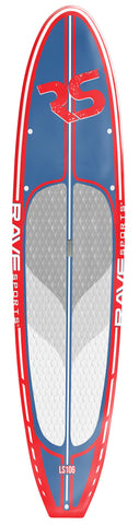 "Rave Sports 10'6"" Cruiser Paddle Board - 3 Awesome Colors to Choose From - Paddleboard & Surf"