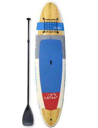Lattitude 44 Pacific 11' Paddle Board - Paddleboard & Surf
