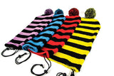 SurfStow Blade Beanie - Available in 4 Striped Colors or All Black - Paddleboard & Surf