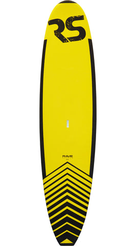 Rave Sports 11' Chevron Soft Top Paddle Board - Paddleboard & Surf