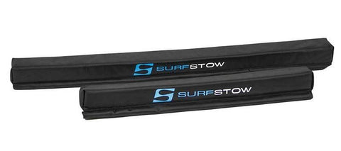 SurfStow Paddle Board Car Rack Pad - 2 sizes available in Round or Aero - Paddleboard & Surf
