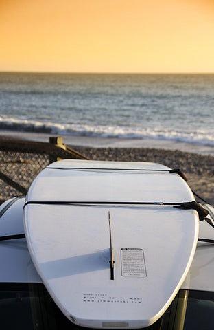 SurfStow SOFTRAX Auto Board Racks - Paddleboard & Surf