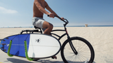 COR Surf Shortboard Bike Rack - Paddleboard & Surf