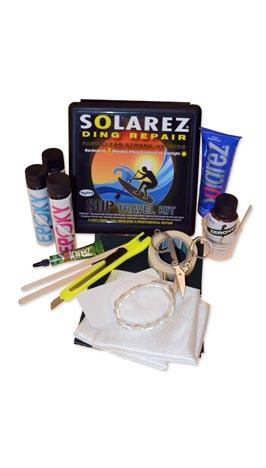 Solarez SUP Travel Ding Repair Kit - Paddleboard & Surf