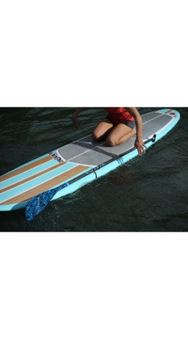 Stand On Liquid Paddle Holder - Paddleboard & Surf