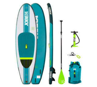 Jobe Volta 10' Inflatable Paddle Board Package - Paddleboard & Surf