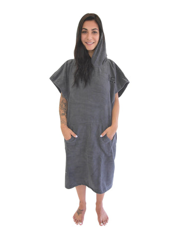 COR Surf Microfiber Changing Towel Robe - Unisex- 4 Colors to Choose From - Paddleboard & Surf