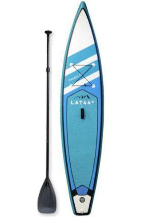 "Lattitude 44 Metolius Air 12'6"" Inflatable Paddle Board - Paddleboard & Surf"