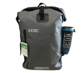 COR Surf Dry Waterproof Backpack with Laptop Sleeve - 40L - Paddleboard & Surf