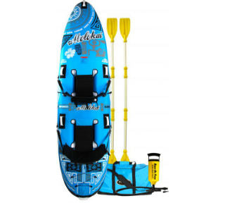 Rave Sports Molokai 2 Person Inflatable Kayak - Paddleboard & Surf