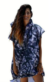 COR Surf Changing Quick-Dry Towel Poncho Robe - Unisex - 2 Sizes Available - Paddleboard & Surf
