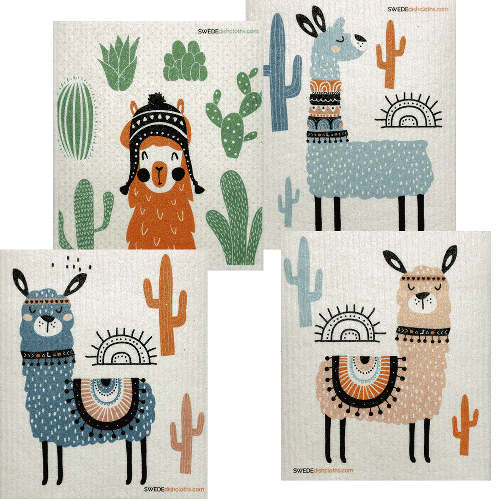 The Llamas have landed!