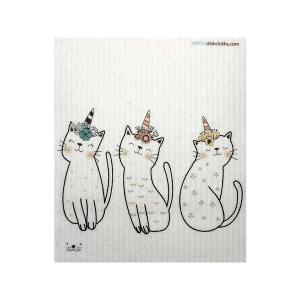 Caticorn C One cloth Swedish Dishcloths | ECO Friendly Absorbent Cleaning Cloth