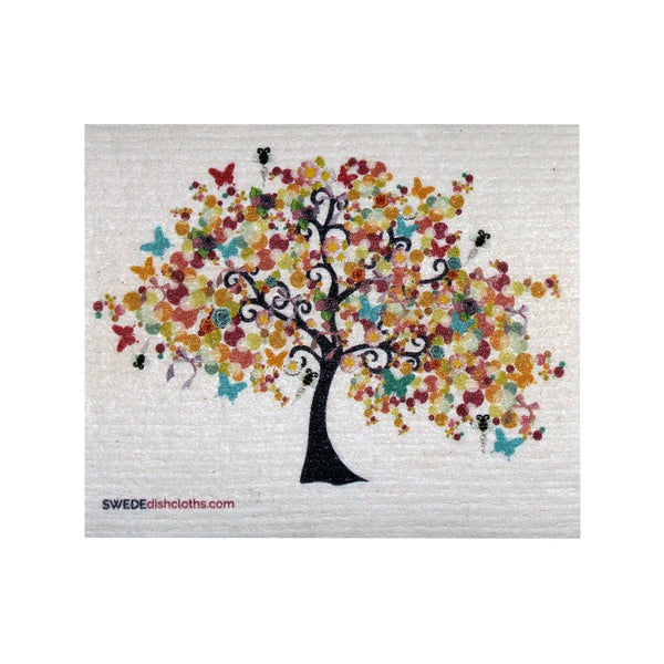 Swedish Dishcloth One Swedish Dishcloth Springtree Design - 1
