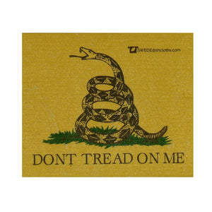 Swedish Dishcloth One Swedish Dishcloth With Dont Tread On Me - 1