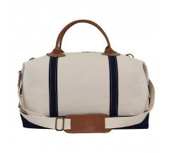 Weekend Duffel with Monogram