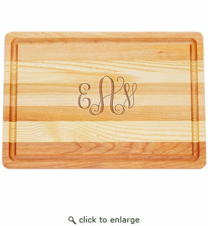 Wood Cutting Board- Large